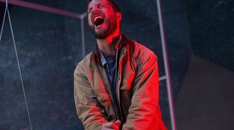Logan Marshall Green stars as Grey Trace in