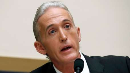 Rep. Trey Gowdy (R-S.C.) questions Attorney General Jeff