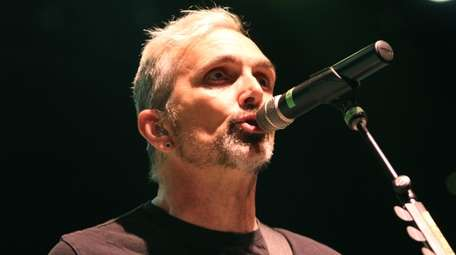 Art Alexakis with Everclear performs during the Summerland