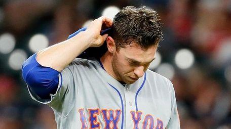 Steven Matz of the New York Mets is