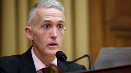 Rep. Trey Gowdy, seen here on April 4,