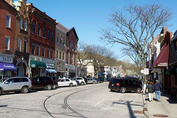 Downtown Northport has maintained its feel, boasting several