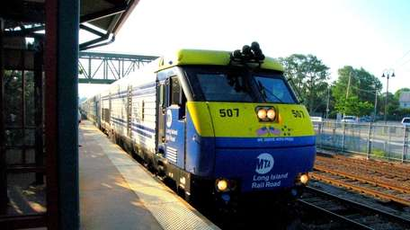 A diesel train in 2010. Ticket prices will