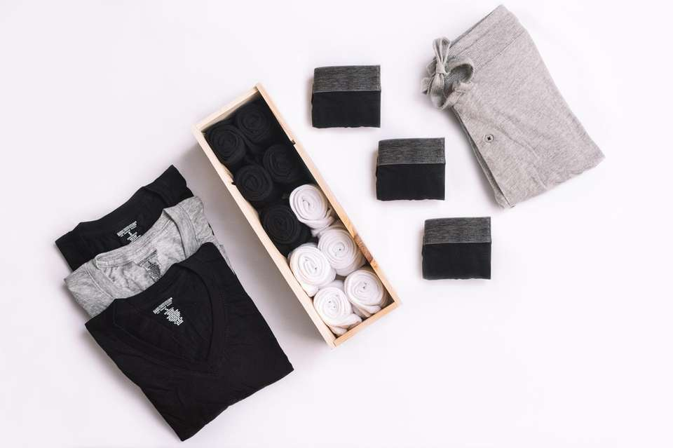 This subscription box for men features a collection