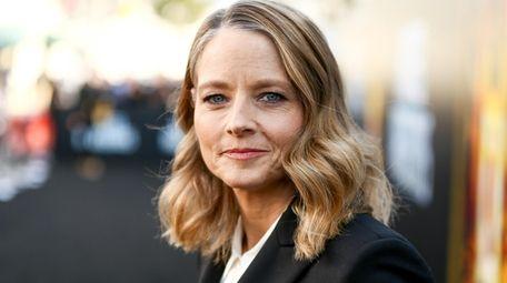 """Jodie Foster's new movie is  """"Hotel Artemis."""""""