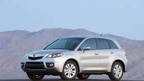 Bottom line: 2010 Acura RDX is a compact