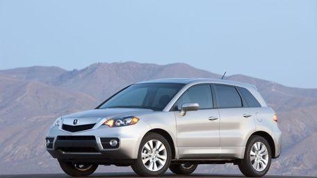 Bottom line: 2010 Acura RDX is a compact