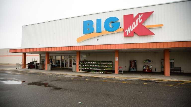 The Kmart in West Babylon is slated to
