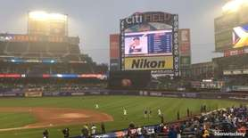 Marysol Castro made history Thursday at Citi Field
