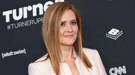 Samantha Bee, seen in May 2016, issued a