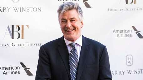Alec Baldwin attends the American Ballet Theatre 2018