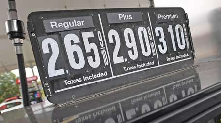 Prices are rising at the pump.