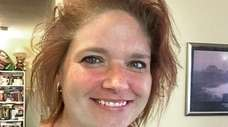 Kristin Cox, 47, a lab technician from Bethpage,