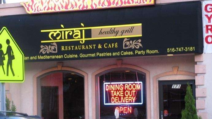 Miraj Persian restaurant in Williston Park. Shot April