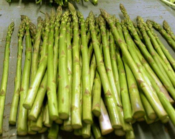 Asparagus is perfect for Spring -- and perfect