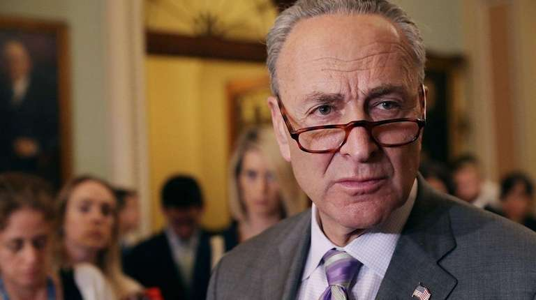 Senate Minority Leader Charles Schumer (D-N.Y.) on May