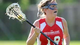 Smithtown East High School senior #19 Christine O'Reilly
