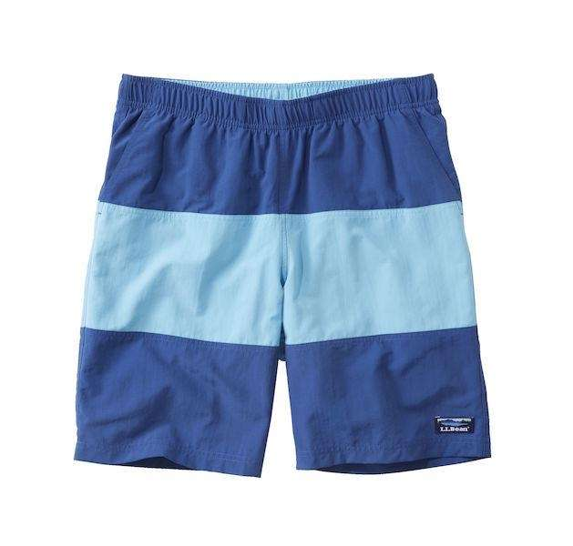 These sport shorts are great for swimming, running,