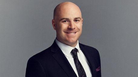Fox Sports soccer announcer John Strong