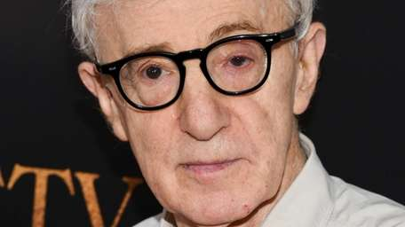Woody Allen at the 2016 premiere of