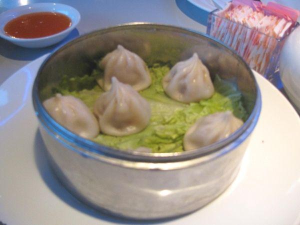 Soup dumplings at Empire Szechuan Gourmet in Syosset.