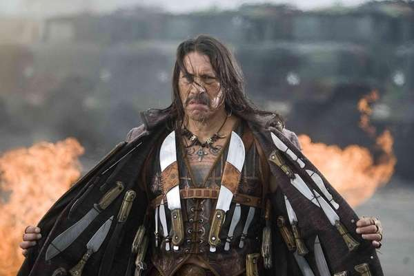 Danny Trejo plays the lead role in the