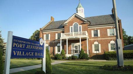 Port Jefferson Village Hall, May 26.
