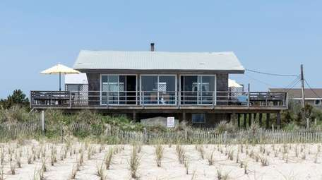 This Fire Island home is listed for $2.495