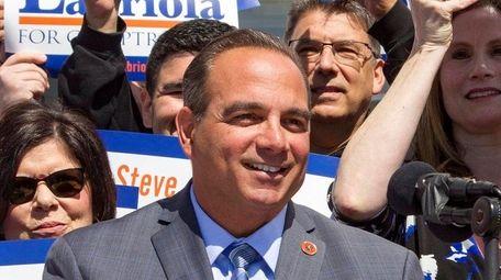 Steve Labriola, a former Republican candidate for Nassau