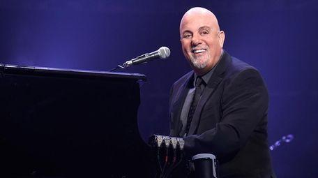 Hicksville's Billy Joel, seen in 2017, will be