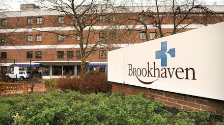 Brookhaven Memorial Hospital Medical Center in East Patchogue