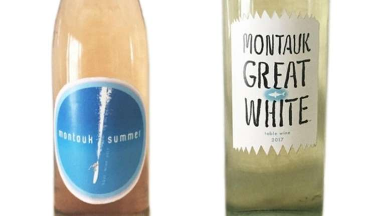 Montauk Wine Company has released a 2017 rosé