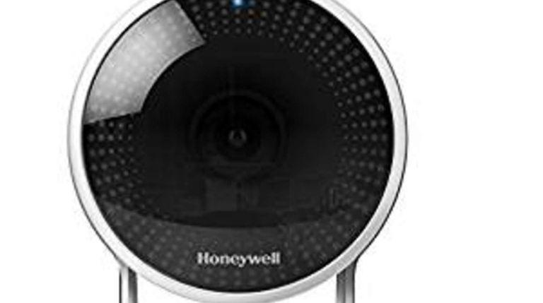 Honeywell's Lyric C2 wi-fi security camera can detect