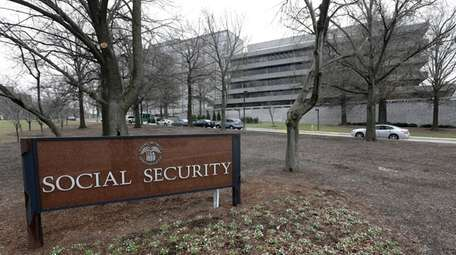 The Social Security Administration's main campus is seen