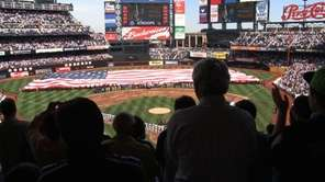 Opening Day at Citi Field as Mets face