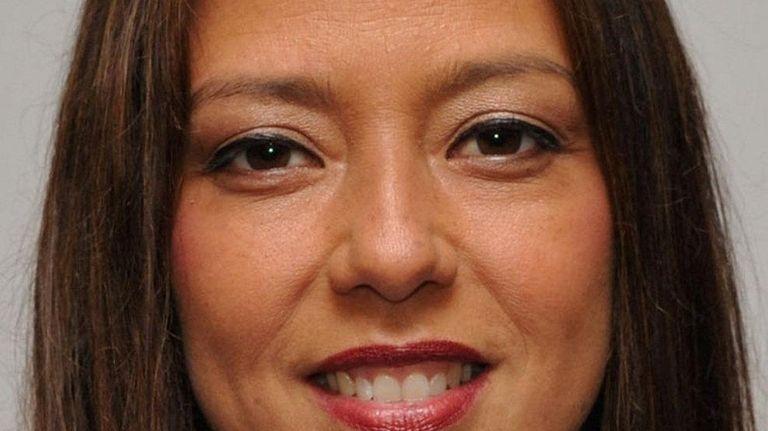 Suffolk Legis. Monica Martinez (D-Brentwood) will seek the