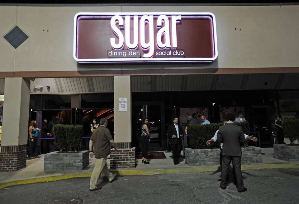 "Sugar is ""a dining den and social club"""