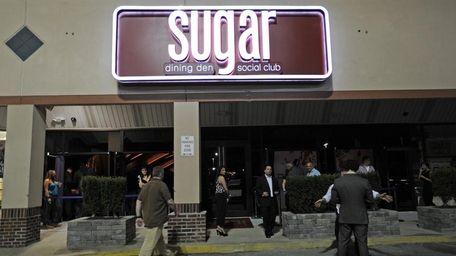 Sugar is