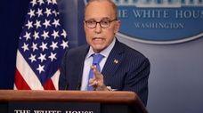White House National Economic Council Director Larry Kudlow