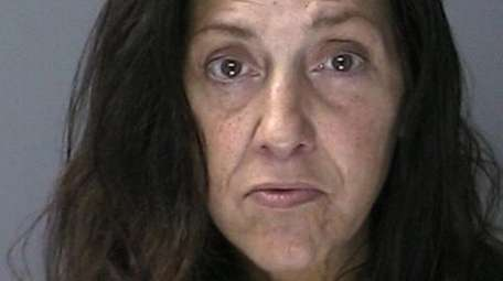 Dawn Taddeo of Huntington Station was charged with