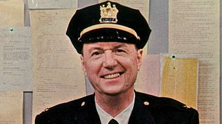 """Officer Joe Bolton of the WPIX show """"The"""
