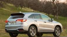 The Acura RDX was recognized by Parents Magazine