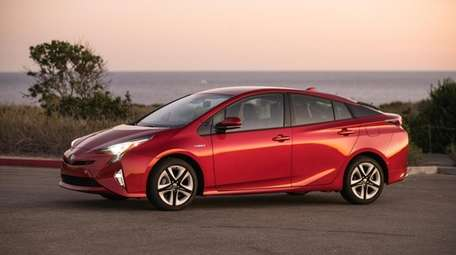 The Toyota Prius was recognized by Parents Magazine