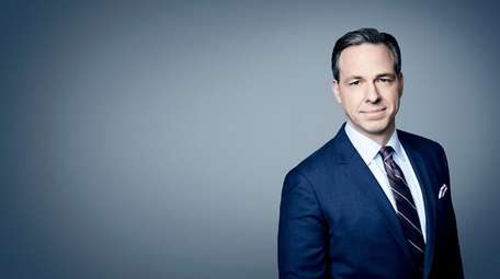 Jake Tapper, author of