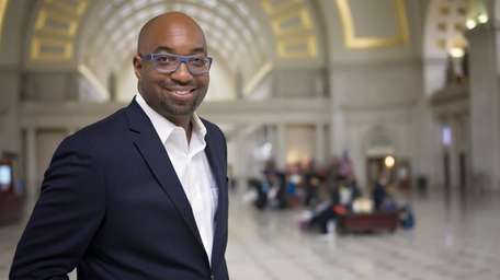 Kwame Alexander, author of