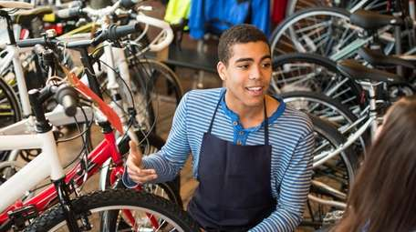 Teens can learn essential skills and values while