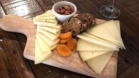Kate's Cheese Co. in Greenport sells 50 types