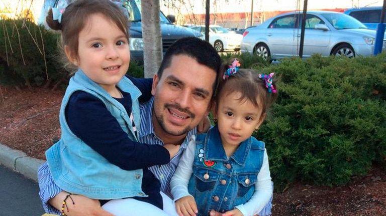 Pablo Villavicencio, a Hempstead pizza deliveryman, was granted