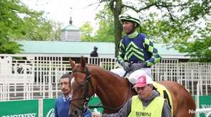 Jockey Kendrick Carmouche has won more than 3,000