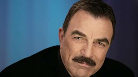 Actor Tom Selleck poses for a portraitl (May